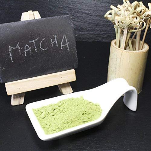 classement un comparer Poudre de Matcha Biologique Crue, Poudre Biologique Crue – 100 g – Matcha, Thé Vert…