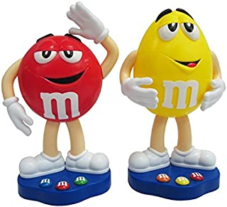 M&M Collectible Character Candy Dispenser Approx 10.5