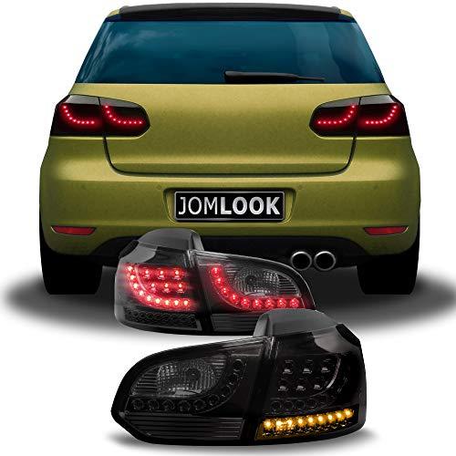 JOM Car Parts & Car Hifi GmbH 82906 LED Rückleuchten schwarz
