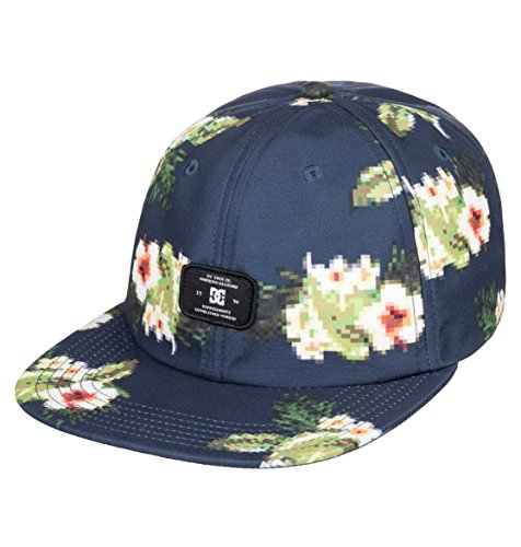 DC Shoes Realstead - Casquette Snapback - Homme - One Size - Bleu