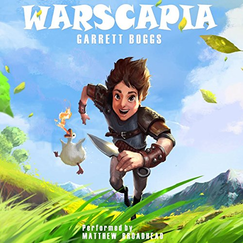 Warscapia audiobook cover art