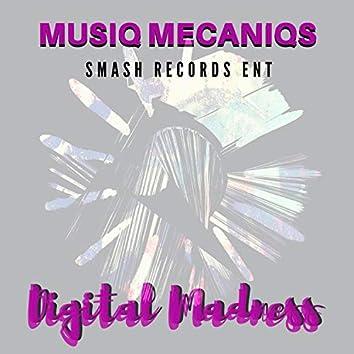 Digital Madness (Instrumental Version)