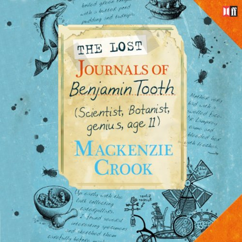 The Lost Journals of Benjamin Tooth cover art