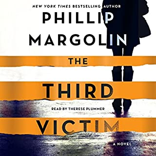 The Third Victim audiobook cover art