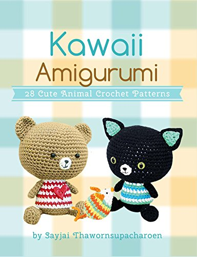 Cuddly Amigurumi Toys: 15 New Crochet Projects by Lilleliis by ... | 500x384