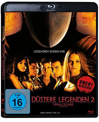 Düstere Legenden 2 - Uncut Version [Blu-ray]