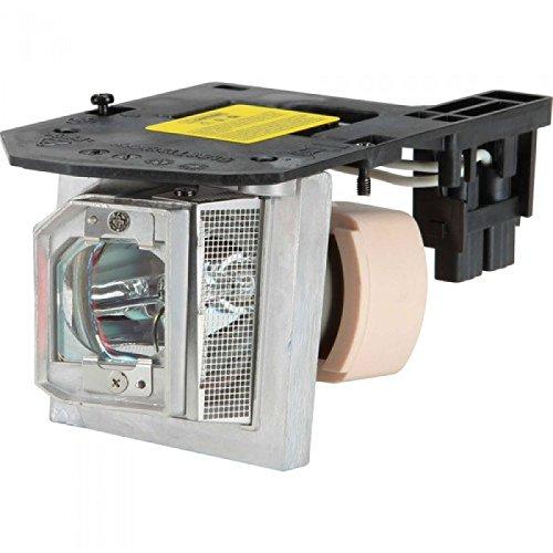 PJxJ originele vervanglampmodule MC.JG611.001 met behuizing voor Acer X112 beamer projector - met originele Osram VIP lamp