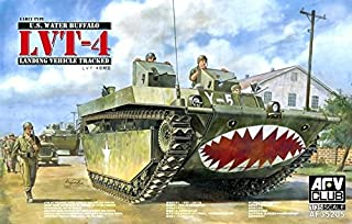 AFV Club Models 1/35 LVT-4 Water Buffalo (Early Type)