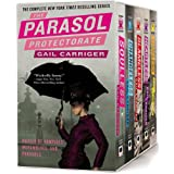 The Parasol Protectorate Boxed Set: Soulless, Changeless, Blameless, Heartless and Timeless (English Edition)