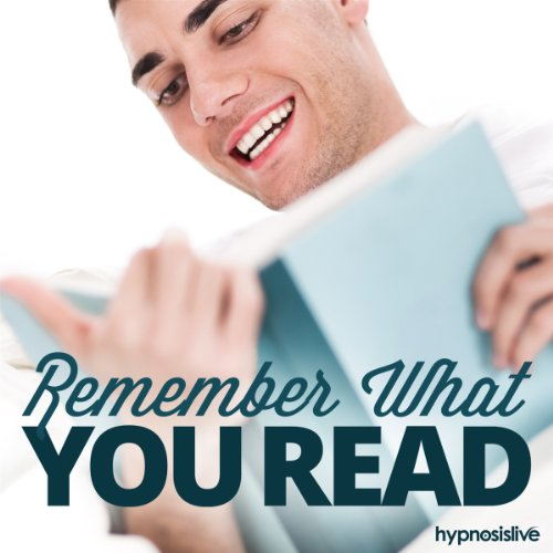 Remember What You Read Hypnosis cover art