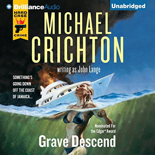 Grave Descend audiobook cover art