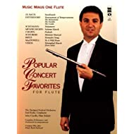 Concert Band Favorites With Orchestra For Flute Book/CD by Hal Leonard Publishing Corporation (COR) Hal Leonard Publishing Corporation (2006-11-01)