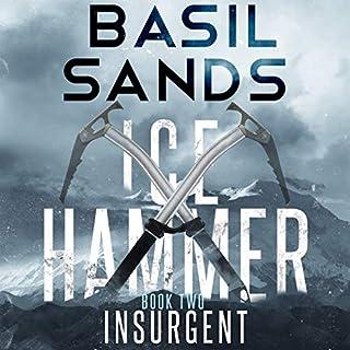 Insurgent audiobook cover art