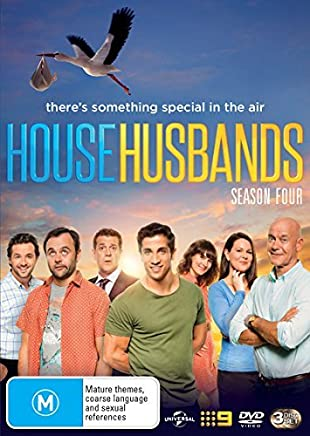 House Husbands (Season 4) - 3-DVD Set ( House Husbands - Season Two )