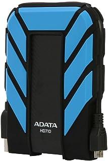 A-DATA HDD AHD710-1TU3-CBL External 1TB 2.5inch USB 3.0 AHD710 Focus Item Blue Retail