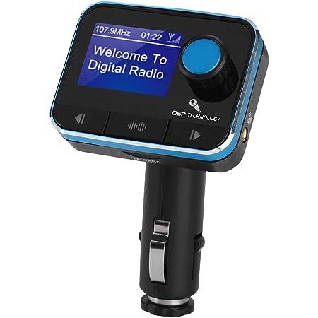 Ashata Auto Dab Radio Adapter Digital Radio Dab Elektronik