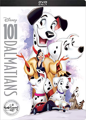One Hundred and One Dalmatians (Feature)