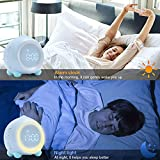 Zoom IMG-1 duvets wake up light sveglia