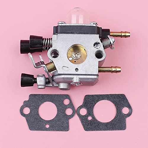 Junta de carburador para For STIHL BG45 BG46 BG55 BG65 BG85 SH55 SH85 repuestos de For Motor de soplador de hojas 4229120 0606 Ajuste perfecto