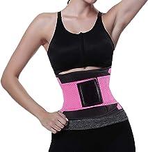 Beauenty Maxi Up Graded Women's Waist Trainer Belt for Women Waist Cincher Trimmer Slimming Body Shaper Belt Sport Girdle ...
