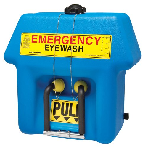 Speakman SE-4000 GravityFlo 21-Gallon Portable Emergency Eyewash