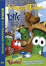 VeggieTales: Lyle the Kindly Viking / 3-2-1 Penguins Double Feature [DVD]