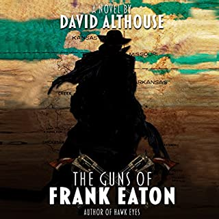 The Guns of Frank Eaton audiobook cover art