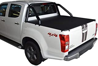 ClipOn Ute/Tonneau Cover for Isuzu D-Max (July 2012 Onwards) Crew Cab suits Factory Sports Bars
