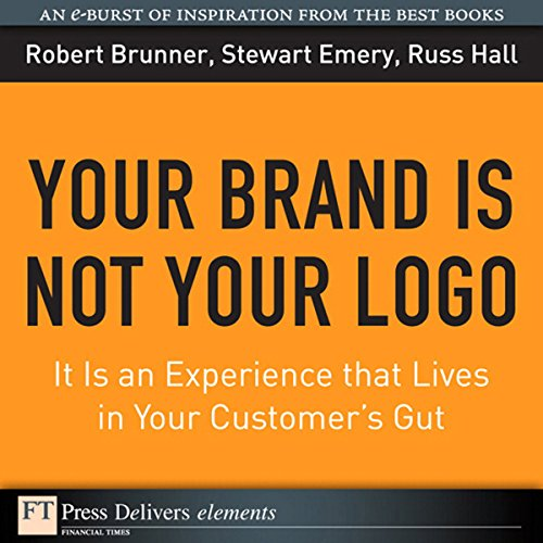 You Brand Is Not Your Logo cover art