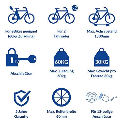 Westfalia Erweiterung 3. Fahrrad - 4