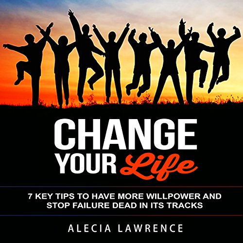 Change Your Life audiobook cover art