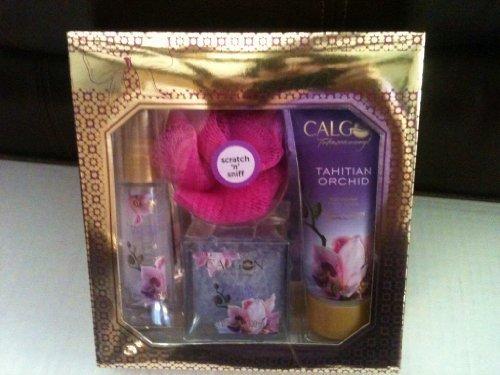 Calgon 4 pc set - Tahitian Orchid