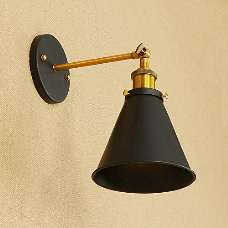 Cafe Industrial Wind American Bedroom Nachttischlampe Kreative Persnlichkeit Einfache Gang RH Wandleuchte 5 Watt 110-240 V