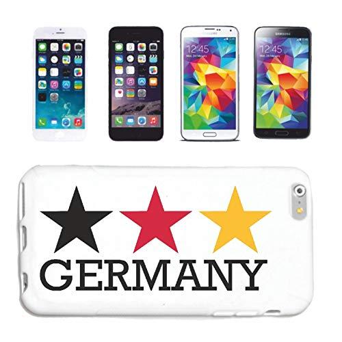 Reifen-Markt Handyhülle kompatibel für iPhone 5C FUßBALL Deutschland Germany Russland 2018 Weltmeisterschaft Hardcase Schutzhülle Handy Cover Smart Cover