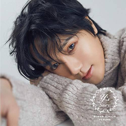[Album]STORY – SUPER JUNIOR-YESUNG[FLAC + MP3]