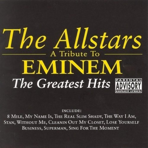 Eminem the Greatest Hits