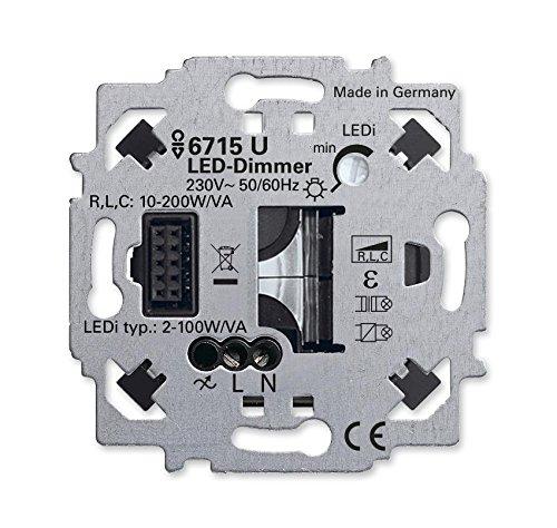 Busch-Jaeger LED-Dimmer-Einsatz 6715 U ZigBee Light Link Dimmer 4011395189221