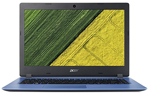 Acer Aspire 1 A114-31 Notebook - (Intel Celeron N3350, 4GB RAM, 32GB eMMC, 14' HD Display, Blue)