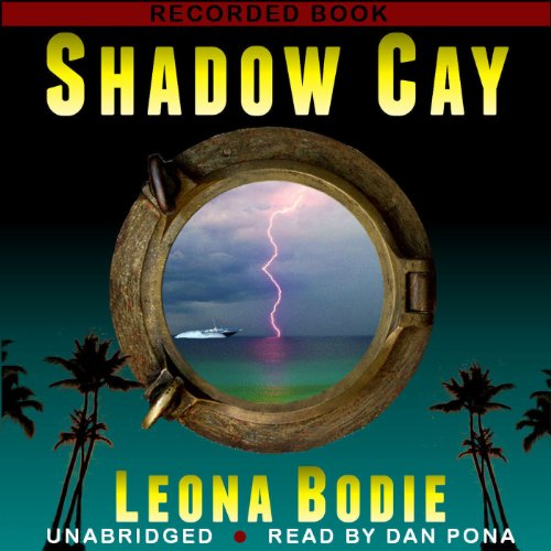 Shadow Cay audiobook cover art