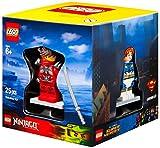 LEGO 4 Minifigures Boxed Giftset Cube 2015 - Superheroes, Chima, Ninjago, and City Themes