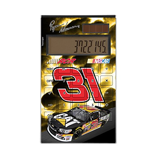 Ryan Newman Desktop Calculator NASCAR