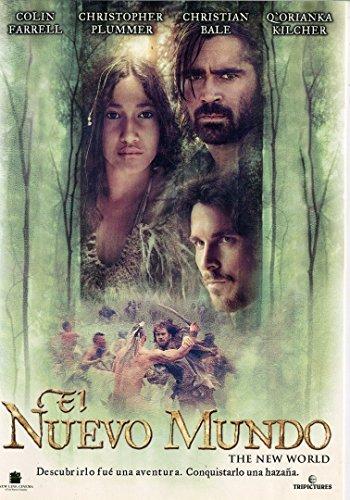 EL NUEVO MUNDO DVD