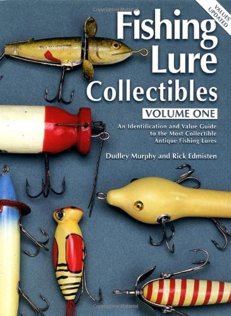 ずっとモチーフ補足Fishing Lure Collectibles: An Identification and Value Guide to the Most Collectible Antique Fishing Lures