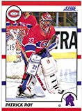 1990-91 Score with Rookie Traded Montreal Canadiens Team Set with Chris Chelios & 5 Patrick Roy - 27 NHL Cards. rookie card picture