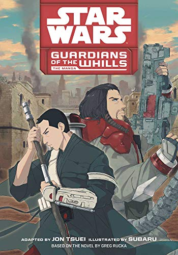 Star Wars Guardians of the Whills: The Manga