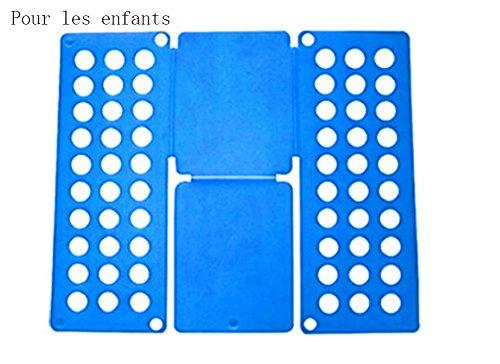 Professionnelle planche /à plier le linge 3e g/én/ération plieur de v/êtements plieur de v/êtements dr fold