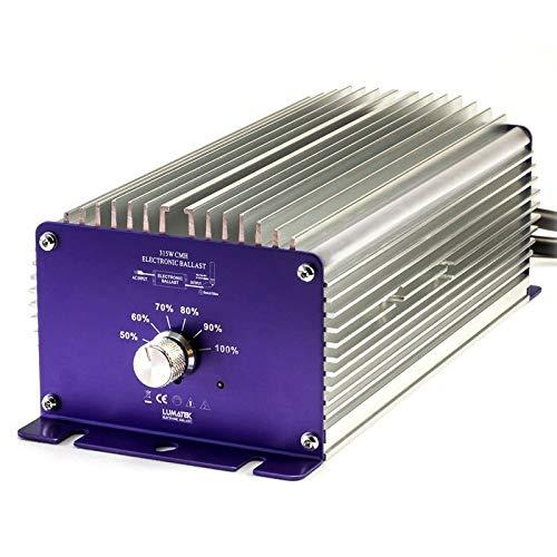 Kit Lumatek lámpara + adaptador + balastro electrónico CMH 315 W CDM