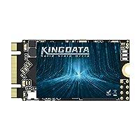 Kingdata M.2 2242 SSD 512GB 内蔵型 Solid State Drive M.2 2242 SSD 6 Gb/s ハイパフォーマンスM.2 2242 ミニ ハードディスクノート/パソコン/適用 ソリッドステートドライブ 【3年保証】 (512GB)