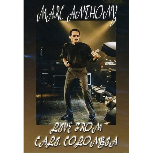 Marc Anthony: Live From Cali Colombia