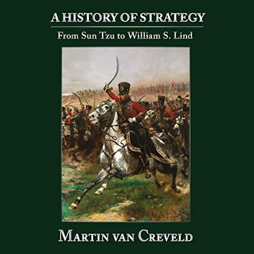 A History of Strategy audiobook cover art